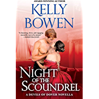 Night of the Scoundrel: a Devils of Dover novella (English Edition)
