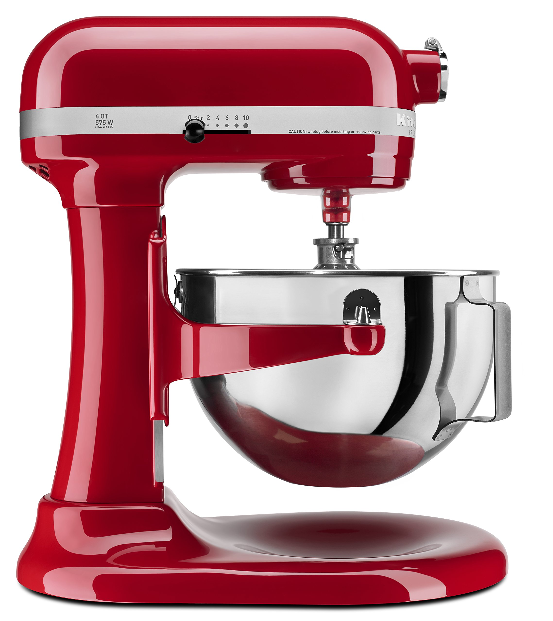 KitchenAid KL26M1XER Professional 6-Qt. Bowl-Lift Stand Mixer ...