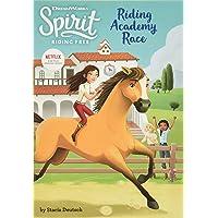 Spirit Riding Free: Riding Academy Race