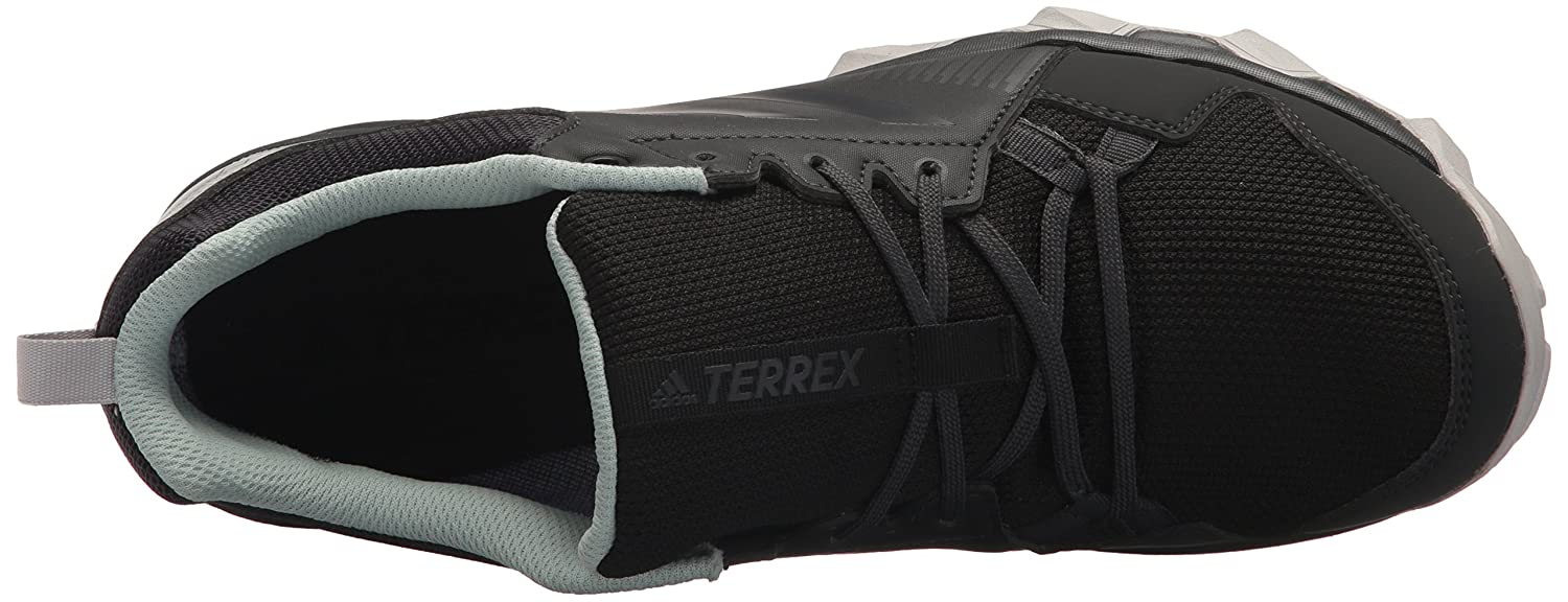 adidas outdoor Women's Terrex Tracerocker GTX W Trail Running Shoe B072YPH89X 5.5 M US|Black/Carbon/Ash Green