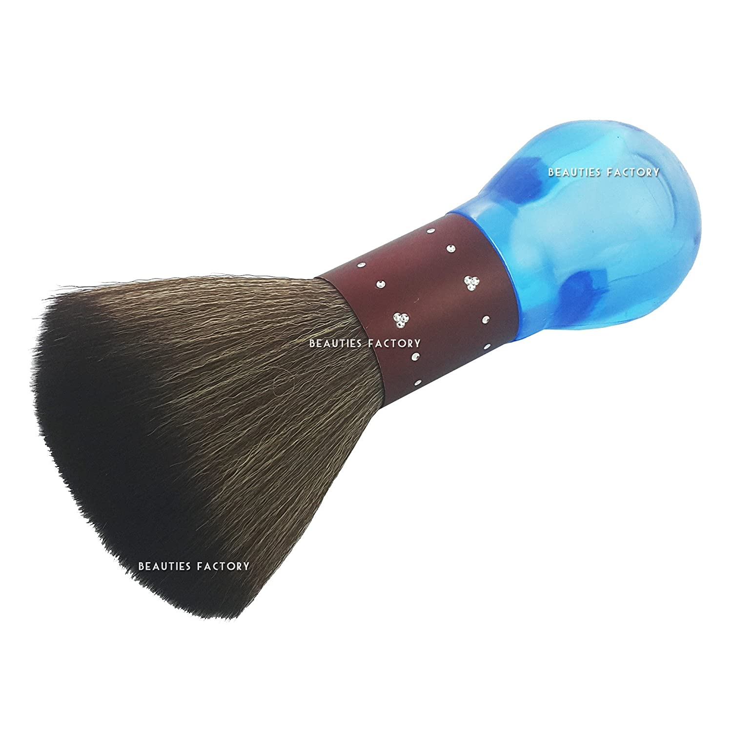 Beauties Factory Hair Cutting Hairdressing Salon Neck Duster Brush For Barber Hairdresser