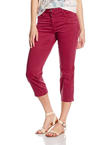 Bonita 1205340, Pantalones  Mujer, Rojo (Deep Port Red 4482), 38