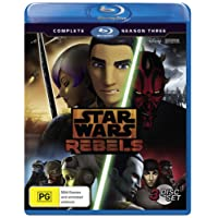 Star Wars Rebels: Season 3 (Blu-ray)