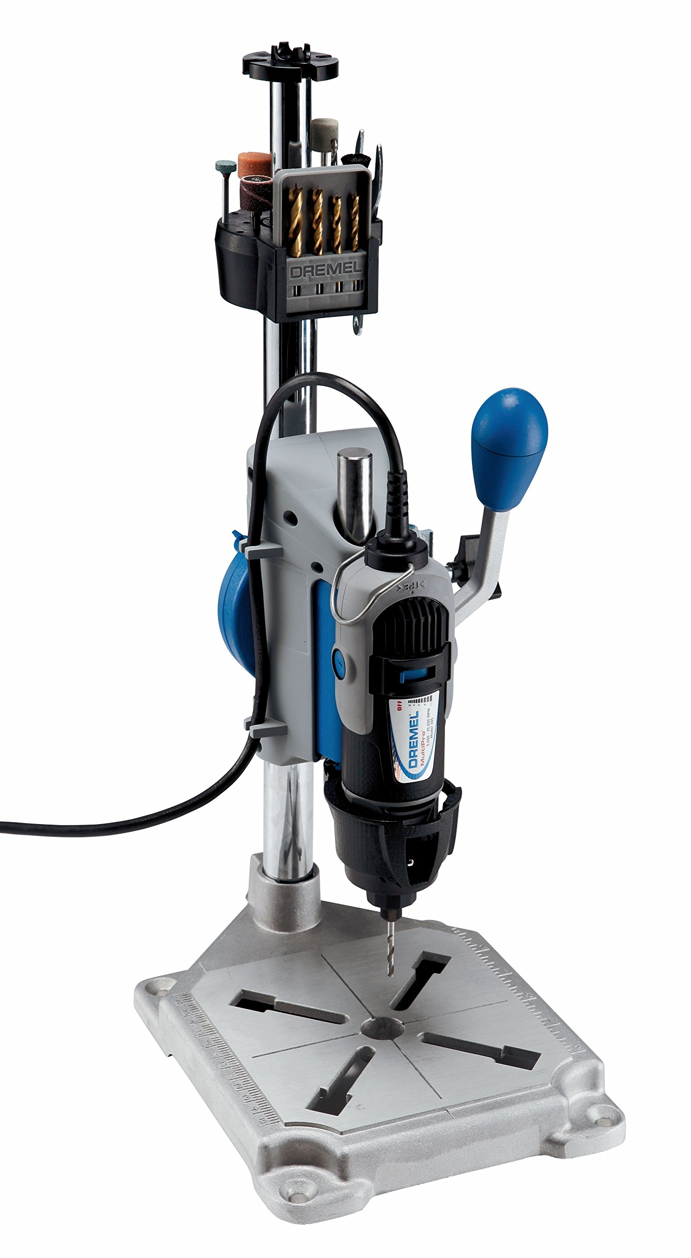 Dremel 220-01 Rotary Tool Work Station with MultiPro Keyless Chuck by Dremel (Image #1)