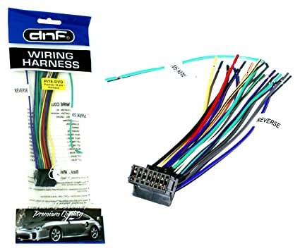 Fabulous Amazon Com Dnf Pioneer Wire Harness Avh 100 Dvd 1 Harness Wiring Cloud Hisonuggs Outletorg
