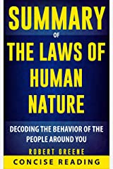 Summary of The Laws of Human Nature By Robert Greene Kindle Edition