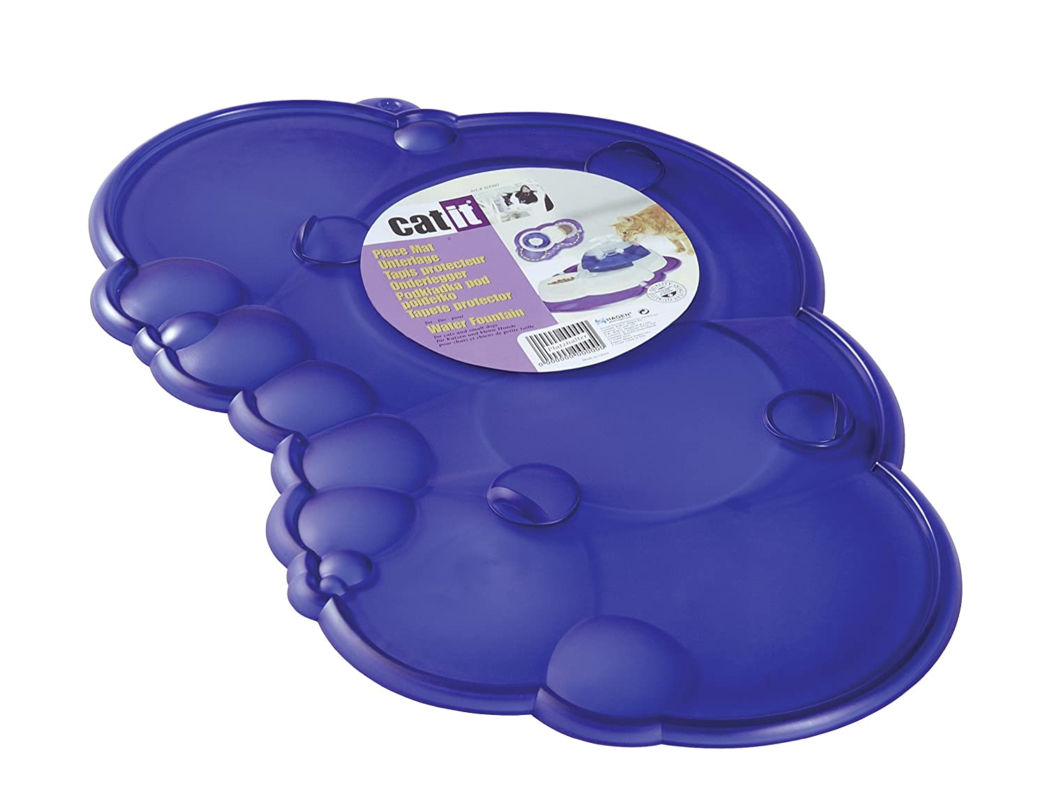 Catit Fresh and Clear Fountain PVC Placemat 50060