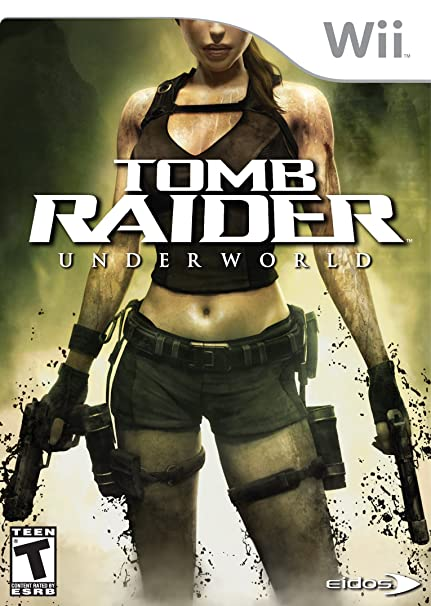 Amazon Com Tomb Raider Underworld Artist Not Provided Video Games