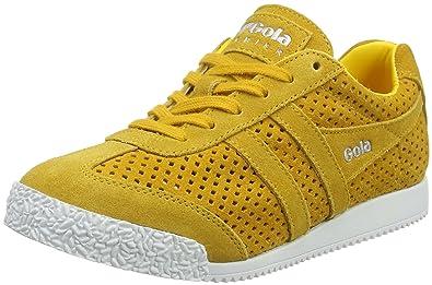 3fcc17d428304f Gola Damen Harrier Squared Sun Sneaker  Amazon.de  Schuhe   Handtaschen