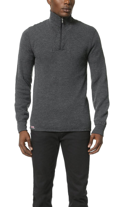 Woolpower Unterhemd mit Reißverschluss Polohemd (ZIP Turtleneck) 200g