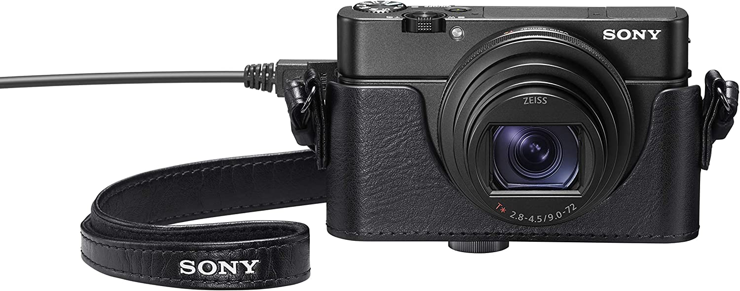 Sony LCJ-RXK Protective Jacket Case for RX100 Series