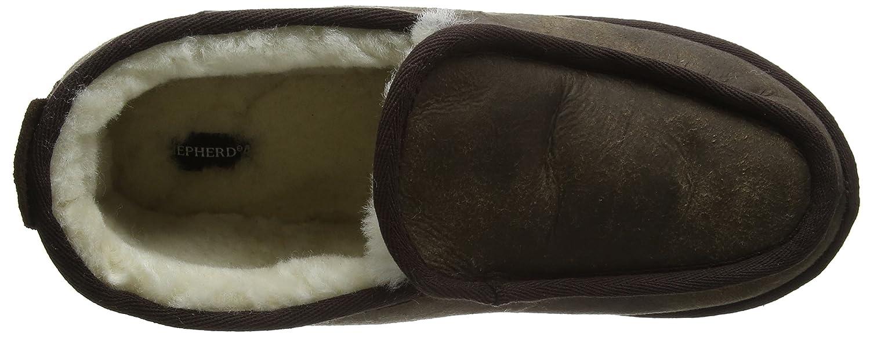 Shepherd  Arne,  Herren Mocassins       Oiled Cognac 5a8bba