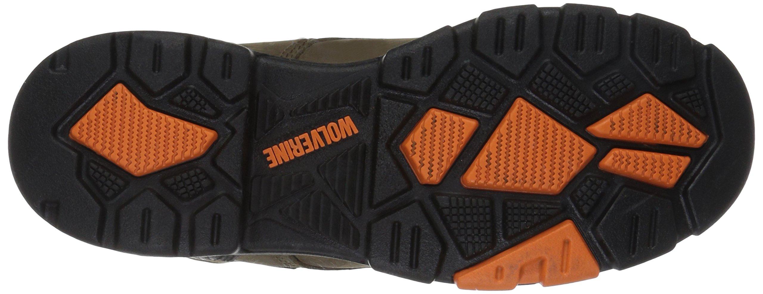 Wolverine Men's Blade LX Waterproof 6'' Soft Toe Work Boot, Brown, 13 M US by Wolverine (Image #3)