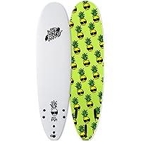 Wave Bandit Ben Gravy Pro EZ Rider Surfboard, White, 7'0