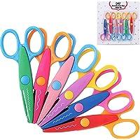 Mr. Pen- Craft Scissors Decorative Edge, 6 Pack, Craft Scissors, Zig Zag Scissors, Decorative Scissors, Scrapbooking…