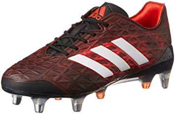 san francisco b92b0 2273d adidas Kakari Light SG – Chaussures de Rugby pour Homme, Noir – (Negbas