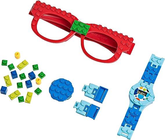 PlayBuild- adrillos de construcción Juego Digital, Juguetes geniales, Reloj clásico de Pulsera y Gafas para niños de Todas Las Edades, Color: Amazon.es: Juguetes y juegos