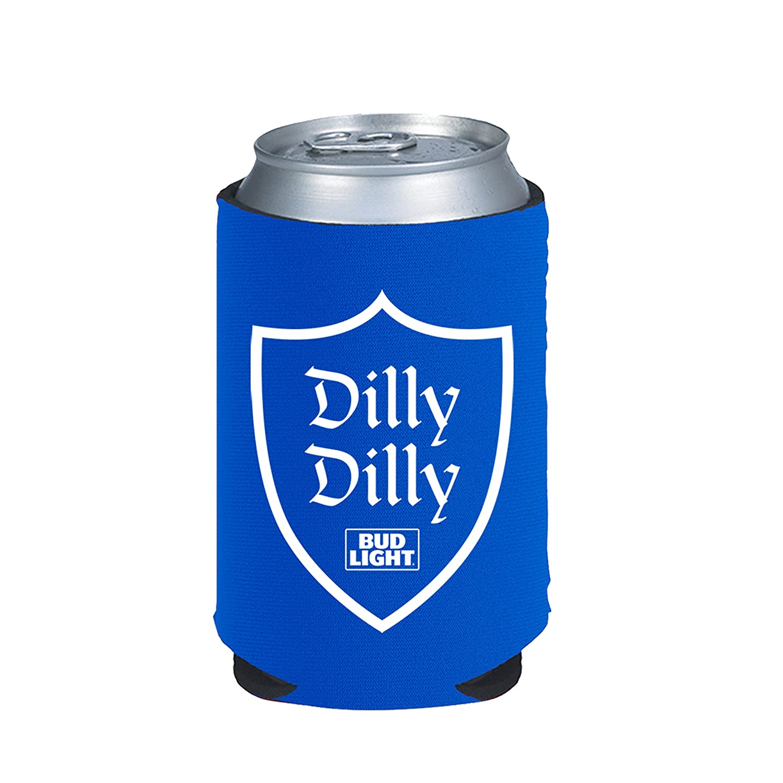 fc835cebc79 Amazon.com   Kolder Licensed Bud Light Dilly Dilly Kaddy Can Holder    Sports   Outdoors