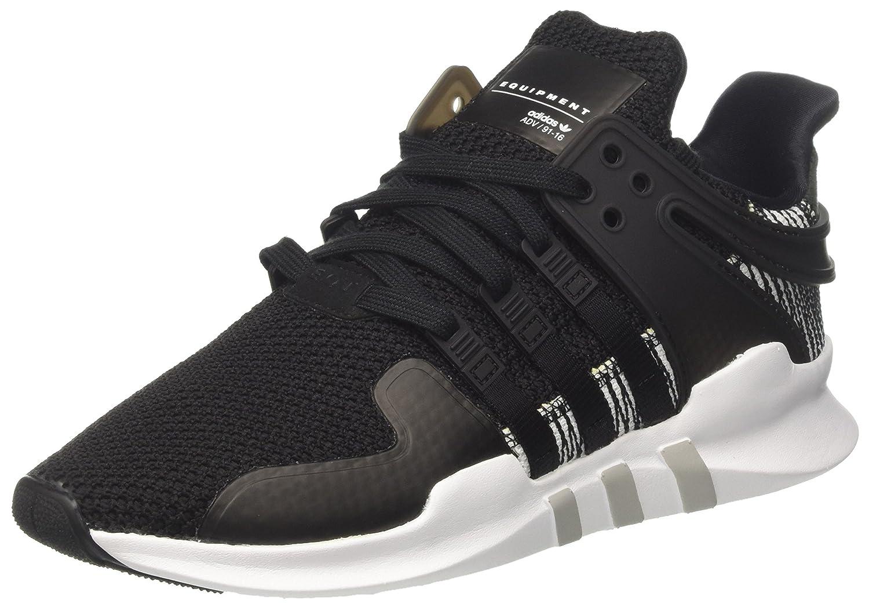 Adidas EQT Support ADV, Zapatillas de Deporte para Hombre 44 EU Negro (Negbas/Negbas/Ftwwh)
