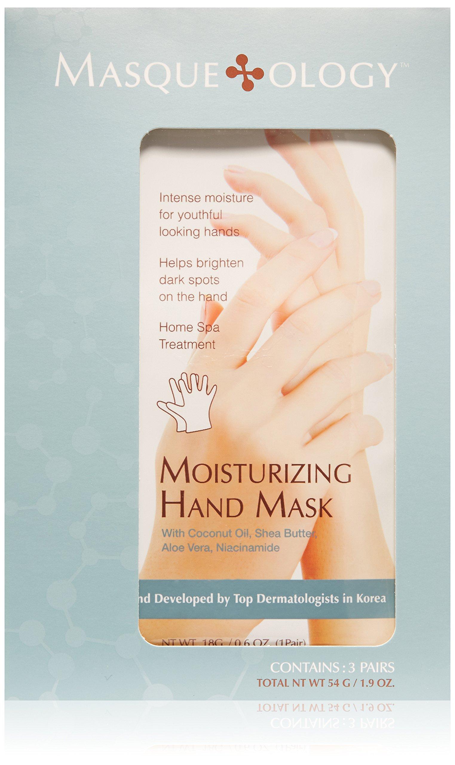 Masqueology Moisturizing Hand Mask, 1.9 oz.