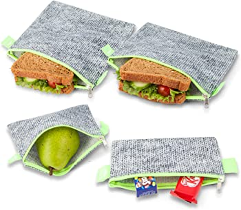 Nordic By Nature Reusable Sandwich Bags