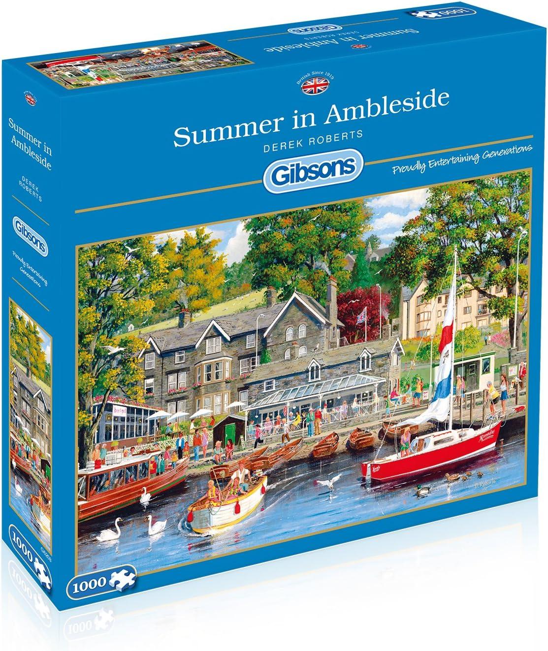 Ambleside 1000 Piece Puzzle