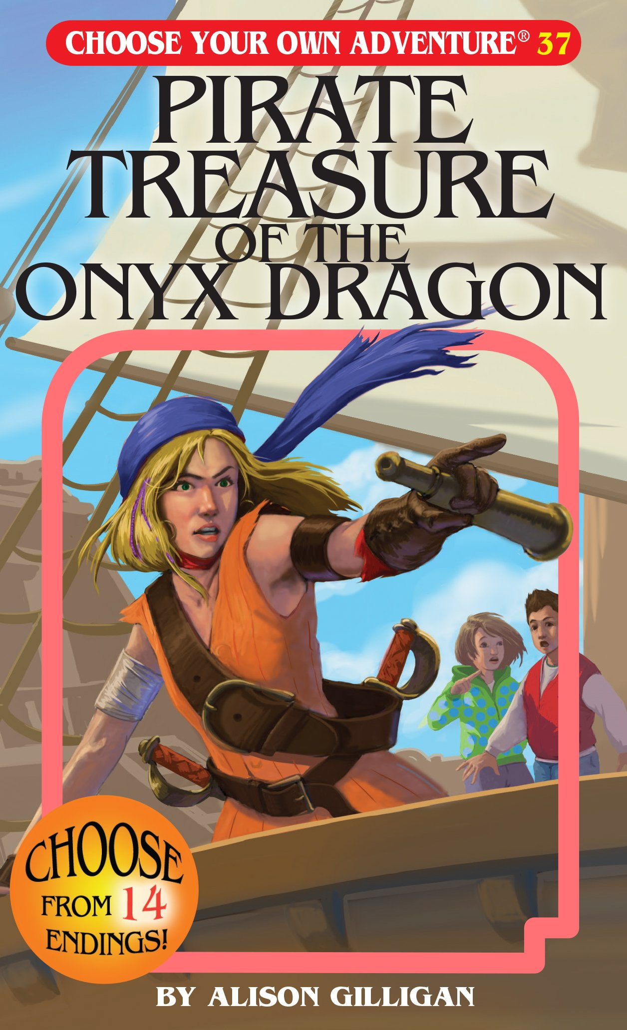 Pirate Treasure of the Onyx Dragon (Choose Your Own Adventure #37) (Choose Your Own Adventure (Paperback/Revised)) ebook