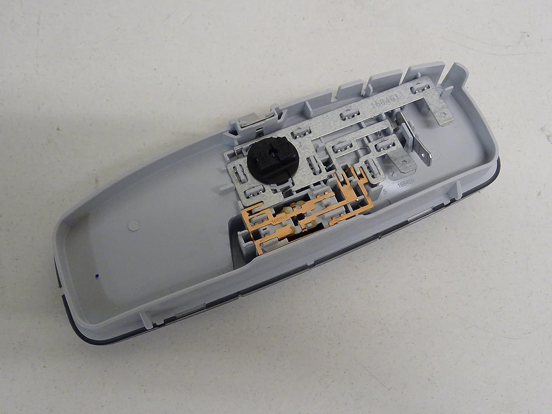 LED Kennzeichenbeleuchtung Plugn Play komplette Einheit passend f/ür Fiesta Focus C-Max Grand C-Max Mondeo Kuga Galaxy S-MAX KMH-KB17