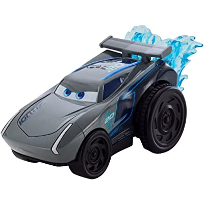 Disney Pixar Cars 3 Splash Racers Jackson Storm Vehicle: Toys & Games