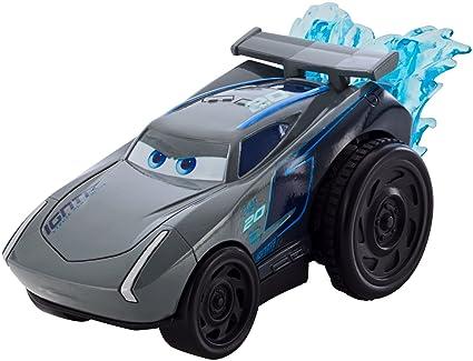 Mattel Disney Cars Dvd40 Disney Cars 3 Splash Racers Jackson Storm