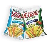Sensible Portions Garden Veggie Straw Varity Pack, 12 Count