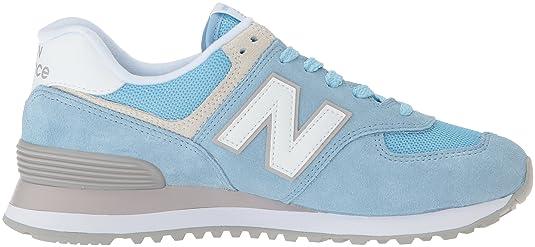 Genuine Online Exklusiv Schuhe New Balance Wl574Esb Blau New