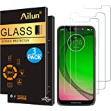 Ailun Screen Protector Compatible with Moto G7 Play 3Pack 9H Hardness Tempered Glass Screen Protector for Motorola Moto…