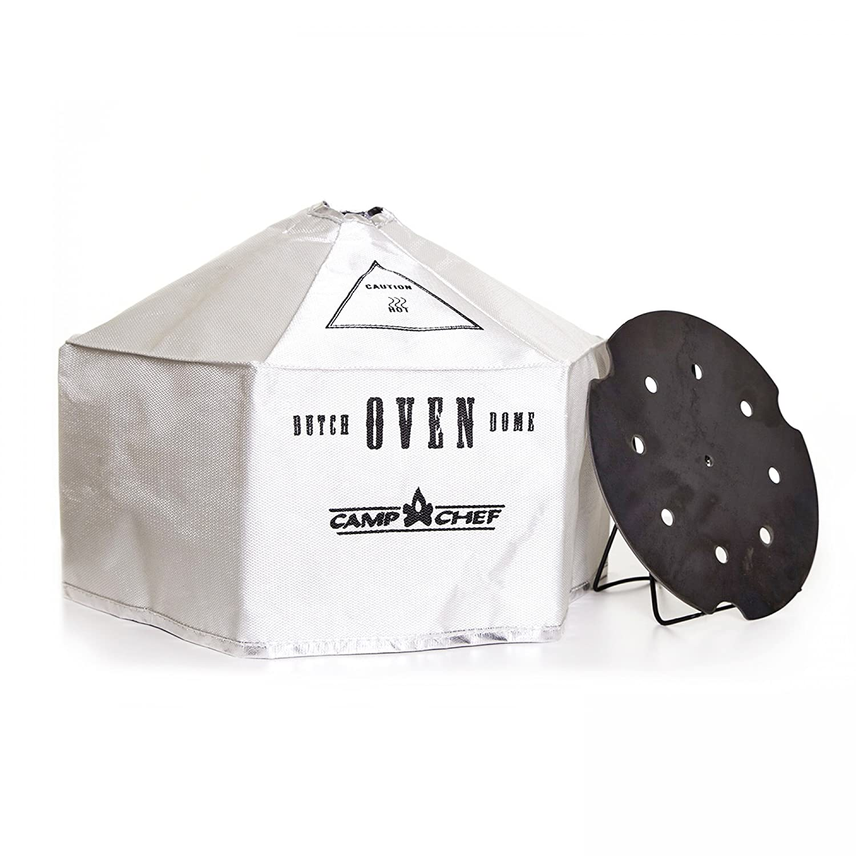 Camp Chef Dutch Oven Dome inklusive Hitze-Diffusor-Platte