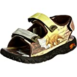 Dinosoles Kids Dinorama Triceratops Casual Sandal