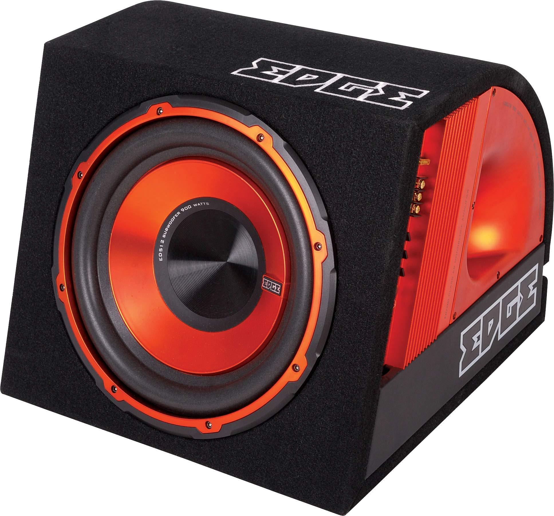 VIBE Audio Edge V2 12 Inch Active Subwoofer Enclosure