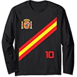 Spain Soccer Jersey Shirt World Futbol Cup Espana Barca