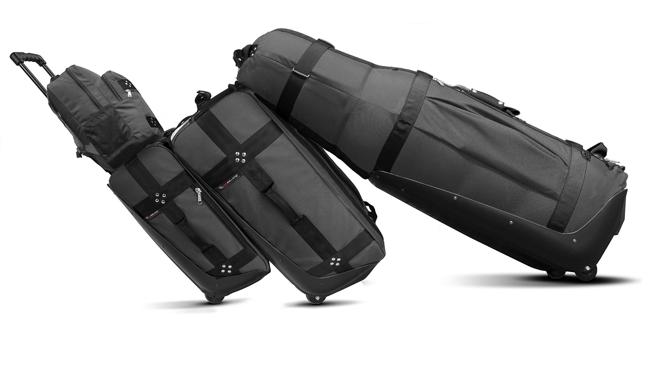 Clubglove TRS Ballistic Last Bag, Slate by Club Glove (Image #1)