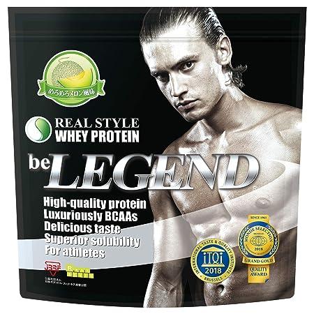 be LEGEND WheyProtein Powder 2.2 lbs Melon