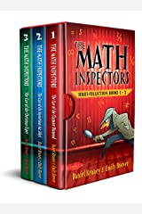 The Math Inspectors Books 1-3 (Math Inspectors Collection Book 1) Kindle Edition