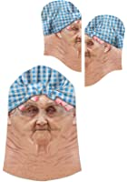 Halloween People Face Mask - One Size Fits Most