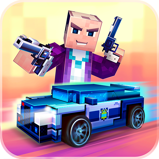 Block City Wars - Game & skins export to minecraft