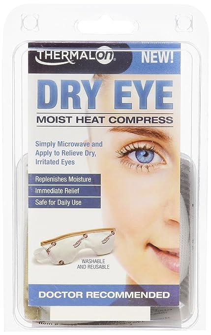 e71a880fbca Amazon.com  Thermalon Dry Eye Compress  Health   Personal Care