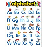 "Trend Enterprises Alphabet Learning Chart (1 Piece), 17"" x 22"""