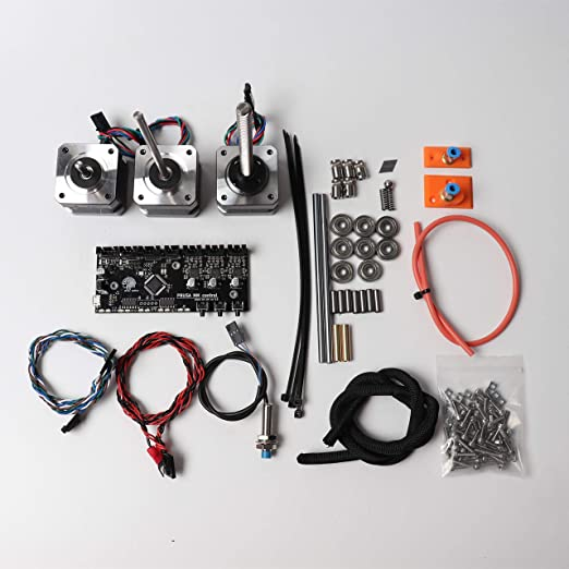 Prusa i3 MK2.5 MMU V2 kit Multimaterial, tablero de control, kit ...