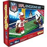 NFL League Logo Branded Endzone Set, Small, Black