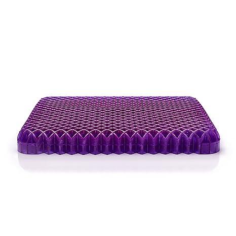 Amazon.com  Purple Royal Seat Cushion - Seat Cushion for The Car Or ... 2aad8816d