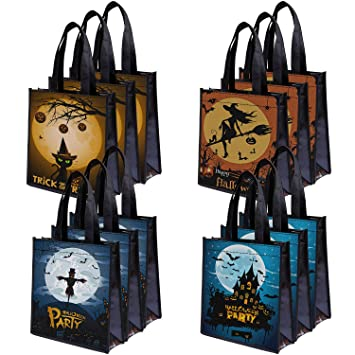 Amazon.com: URATOT 12 paquetes de bolsas de caramelos para ...