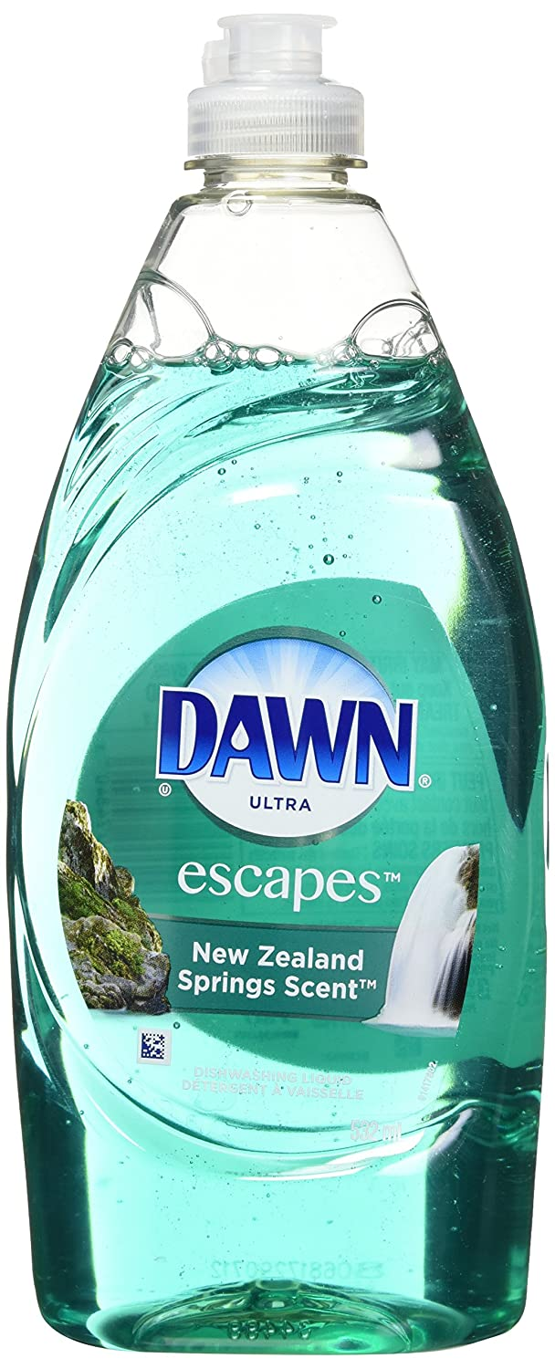 Dawn Ultra Dishwashing Liquid, Lemon, 532 Ml Procter and Gamble