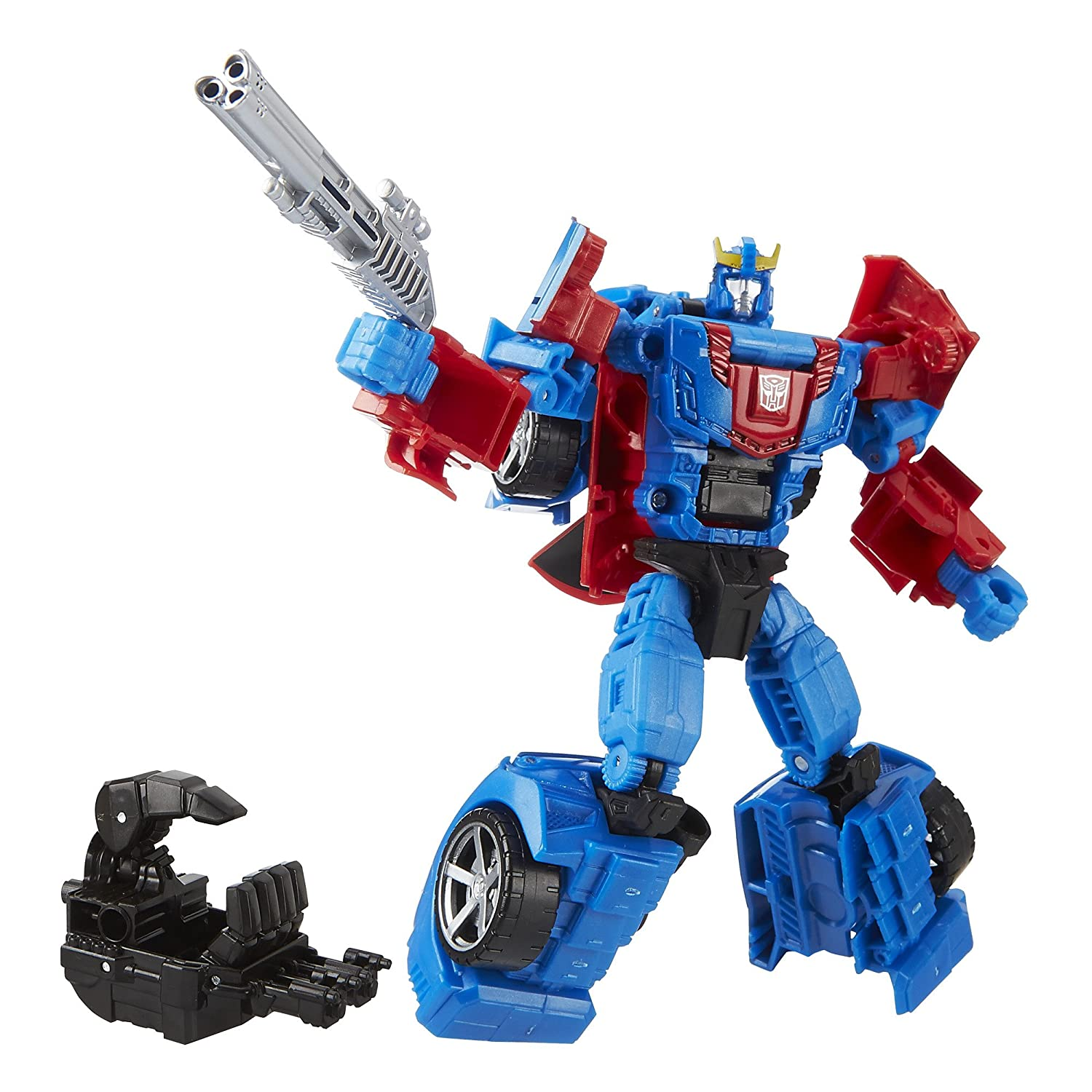 Transformers Generations Combiner Wars Deluxe Class Smokescreen Hasbro B5607